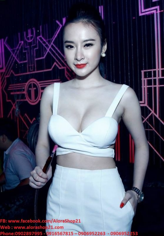 Áo croptop 2 dây sexy quyến rũ