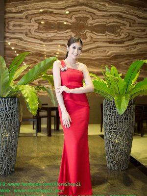Đầm dạ hội đuôi cá sang trọng như Ngọc Hân