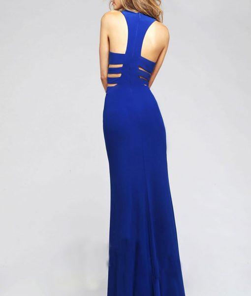 Váy dạ hội hở lưng khoét eo sexy tôn dáng