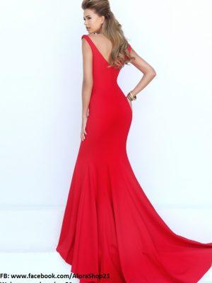Đầm dạ hội cúp ngực ôm body tôn dáng - D329