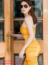Jumpsuit cúp ngực sexy quyến rũ như Ngọc Trinh – J41