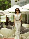 Jumpsuit Đồ Bay Zara kem dạng Vest Ngọc Trinh - J48