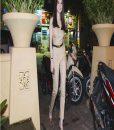 Jumpsuit 2 dây hở lưng ôm body sexy tôn dáng như Ngọc Trinh – J52