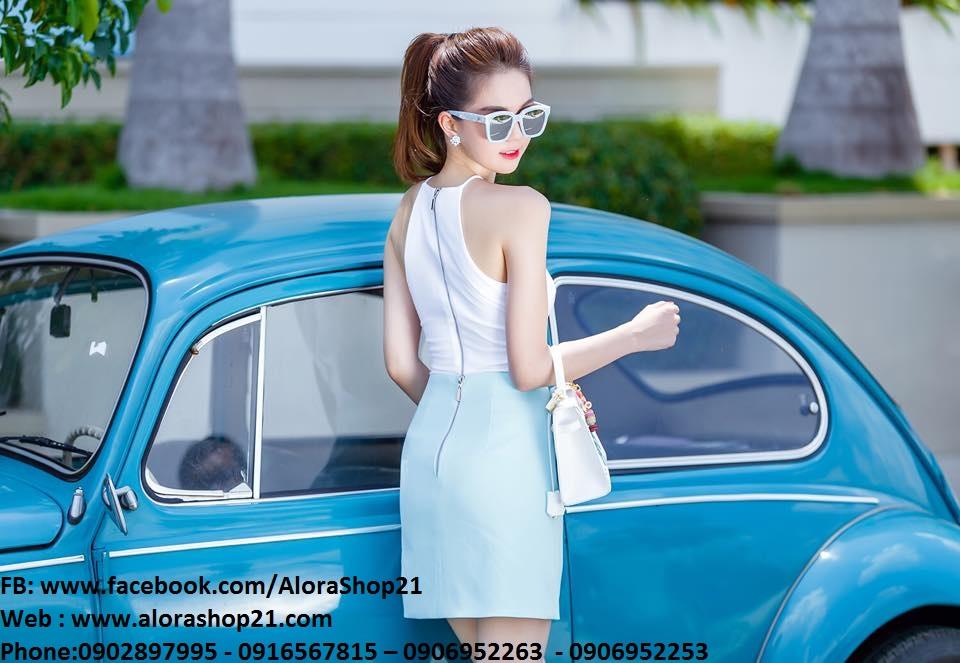 Set rời áo váy Ngọc Trinh kiểu công sở đẹp thiết kế đơn giản - JN11