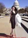 Váy body khoét eo tôn dáng gợi cảm như Ngọc Trinh - DN105