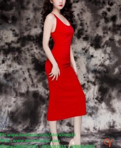 Đầm ôm body form chuẩn Ngọc Trinh thiết kế cực sang , đẹp, thời trang - DN330