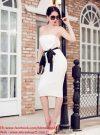 Váy ôm body cúp ngực thắt eo tôn dáng – DN94