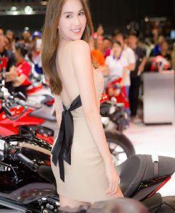 Đầm ống Ngọc Trinh thiết kế ôm body cực tôn dáng - DN290